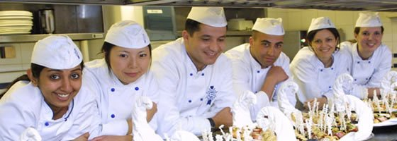More types of Chef Degrees